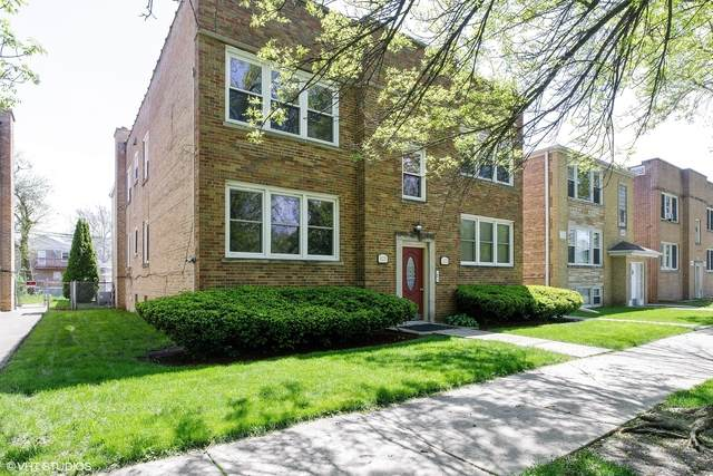 6225 N Kedzie Avenue 1N, Chicago, IL 60659 (MLS #10725338) :: Littlefield Group