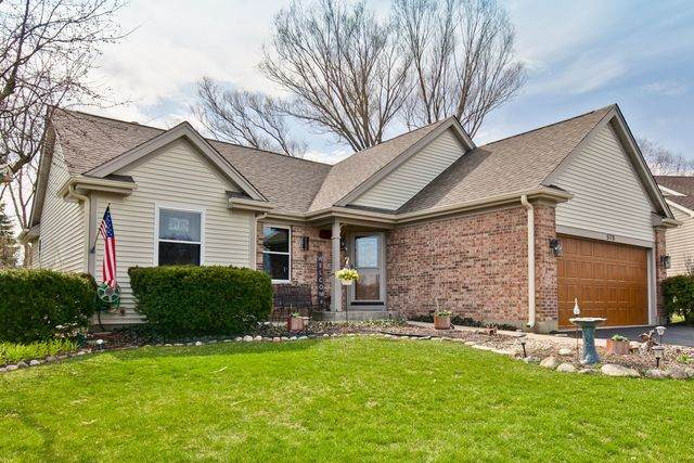 578 Greenbay Court, Lake Zurich, IL 60047 (MLS #10725357) :: Property Consultants Realty