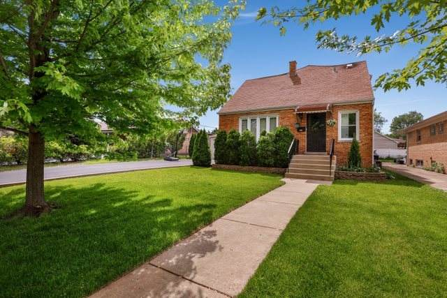 4842 N Rutherford Avenue, Chicago, IL 60656 (MLS #10725359) :: Touchstone Group