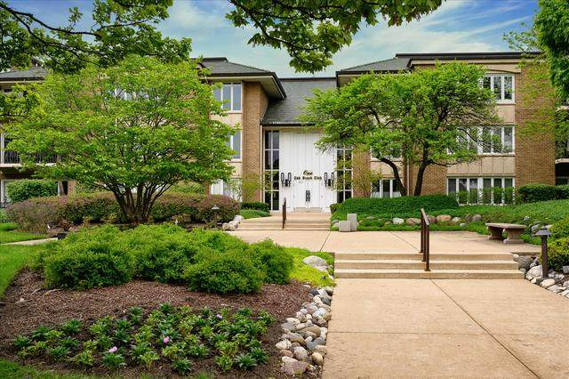 1 Oak Brook Club Drive A309, Oak Brook, IL 60523 (MLS #10725363) :: Lewke Partners