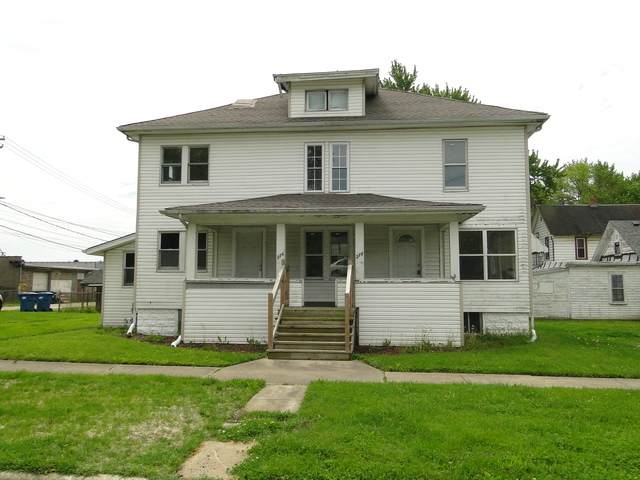 276 W Hickory Street, Kankakee, IL 60901 (MLS #10725393) :: Angela Walker Homes Real Estate Group