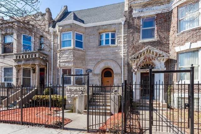 4936 S Vincennes Avenue S, Chicago, IL 60615 (MLS #10725405) :: Property Consultants Realty