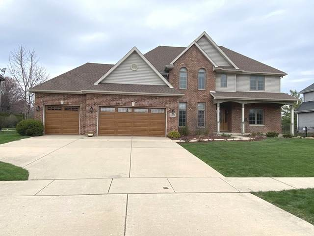 1203 Hunter Drive, Shorewood, IL 60404 (MLS #10725438) :: The Wexler Group at Keller Williams Preferred Realty