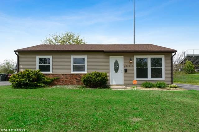 17214 Peach Grove Lane, Hazel Crest, IL 60429 (MLS #10725444) :: O'Neil Property Group