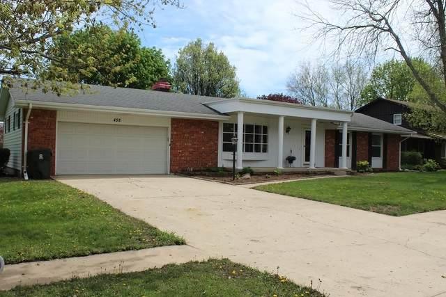 458 Bossert Street, Herscher, IL 60941 (MLS #10725506) :: Angela Walker Homes Real Estate Group