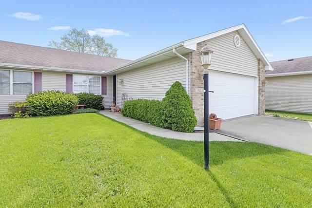 912 Waters Edge Road W, Champaign, IL 61822 (MLS #10725551) :: John Lyons Real Estate