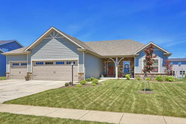 1204 Declaration Drive, Savoy, IL 61874 (MLS #10725553) :: Property Consultants Realty