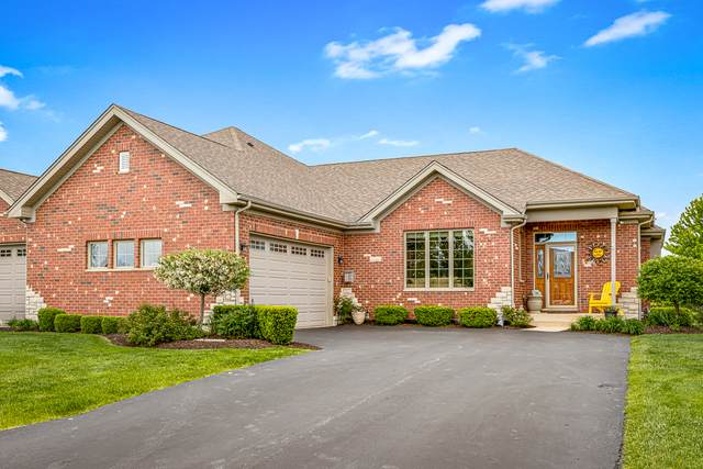 20538 Oak Court, Frankfort, IL 60423 (MLS #10725564) :: The Wexler Group at Keller Williams Preferred Realty