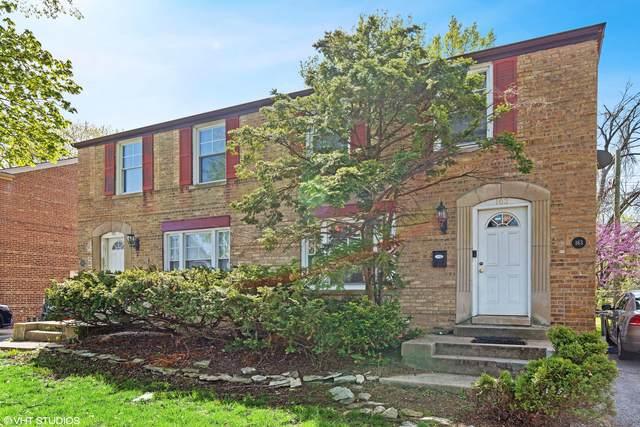 163 E Burlington Street, Riverside, IL 60546 (MLS #10725647) :: The Dena Furlow Team - Keller Williams Realty