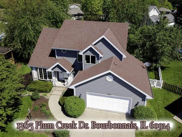 1365 Plum Creek Drive, Bourbonnais, IL 60914 (MLS #10725679) :: Angela Walker Homes Real Estate Group