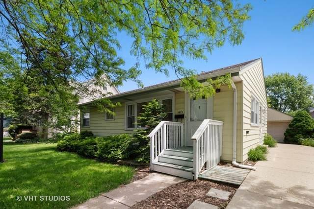 3925 Oak Avenue, Brookfield, IL 60513 (MLS #10725684) :: Angela Walker Homes Real Estate Group