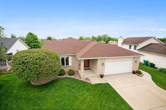 25023 Cashel Bay Road, Manhattan, IL 60442 (MLS #10725686) :: The Wexler Group at Keller Williams Preferred Realty
