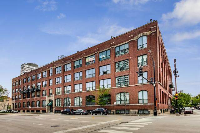1727 S Indiana Avenue #305, Chicago, IL 60616 (MLS #10725734) :: Touchstone Group
