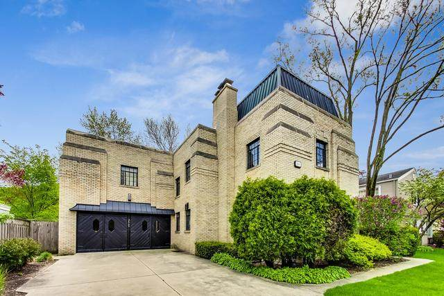 3545 Golf Road, Evanston, IL 60203 (MLS #10725737) :: Property Consultants Realty