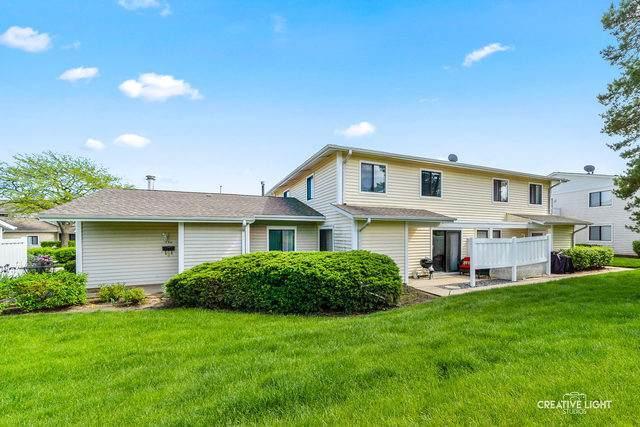 728 Whitesail Drive #728, Schaumburg, IL 60194 (MLS #10725769) :: Angela Walker Homes Real Estate Group