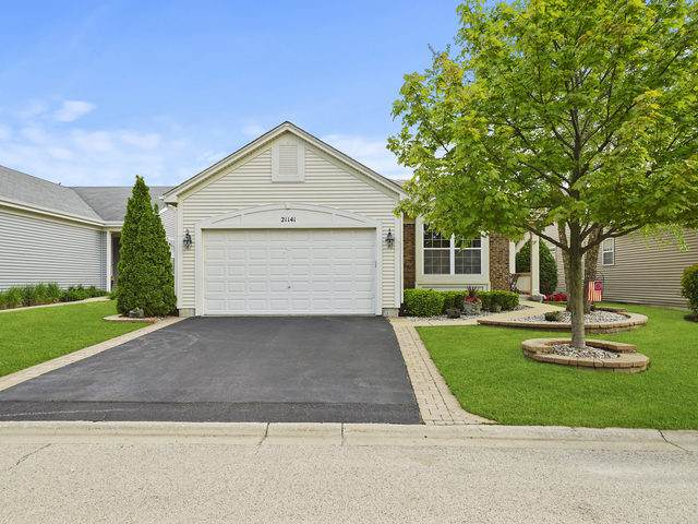 21141 Sterling Lake Court, Crest Hill, IL 60403 (MLS #10725785) :: Littlefield Group