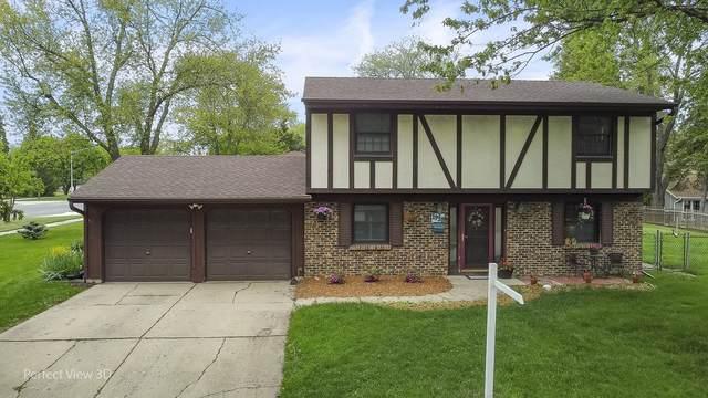 1938 Wayland Lane, Schaumburg, IL 60193 (MLS #10725788) :: Angela Walker Homes Real Estate Group