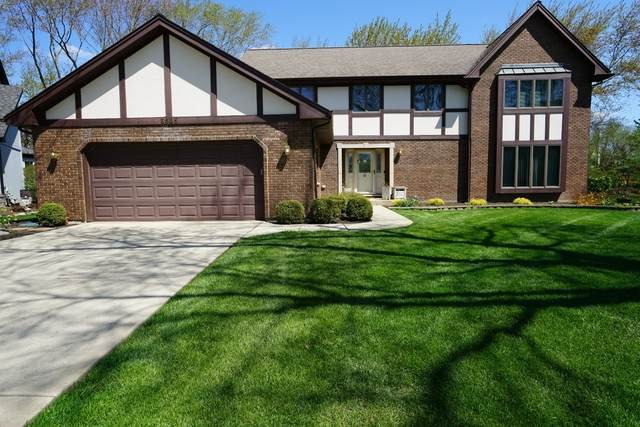 3585 Londonderry Court, Hoffman Estates, IL 60067 (MLS #10725794) :: Ani Real Estate