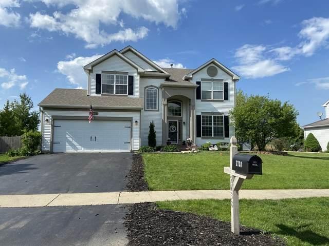 2738 Constitution Drive, Lindenhurst, IL 60046 (MLS #10725795) :: Angela Walker Homes Real Estate Group