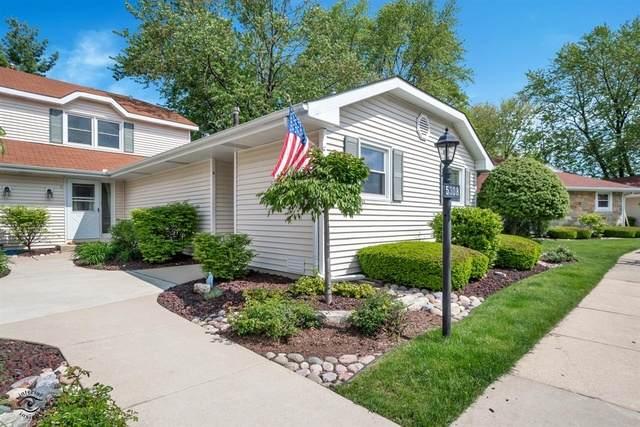 5308 Woodland Drive A, Oak Forest, IL 60452 (MLS #10725876) :: Littlefield Group