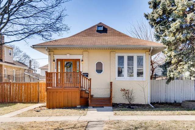 2826 Edgington Street, Franklin Park, IL 60131 (MLS #10725898) :: The Dena Furlow Team - Keller Williams Realty