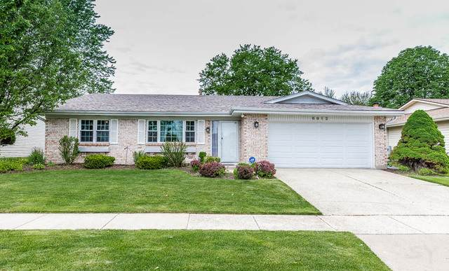 6912 Prairieview Avenue, Woodridge, IL 60517 (MLS #10725909) :: The Dena Furlow Team - Keller Williams Realty