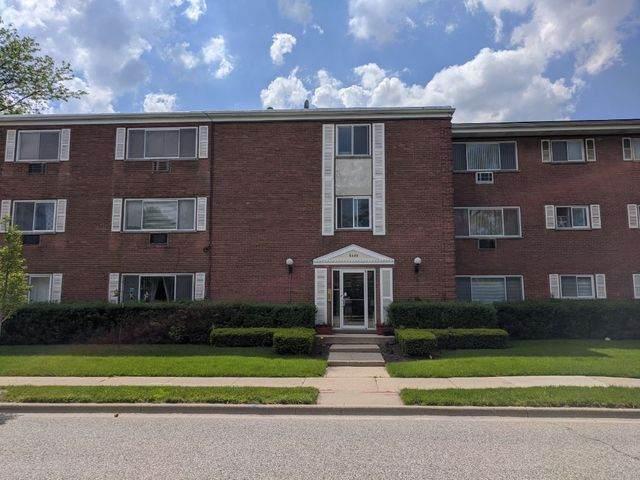 8440 Skokie Boulevard #104, Skokie, IL 60077 (MLS #10725925) :: Property Consultants Realty