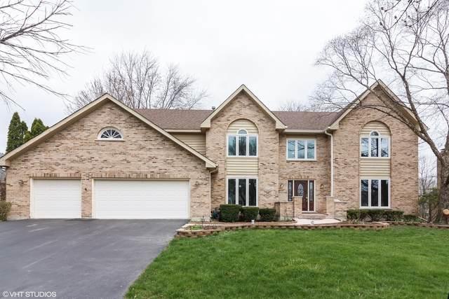 2726 Alyssa Drive, Naperville, IL 60565 (MLS #10725931) :: Ryan Dallas Real Estate