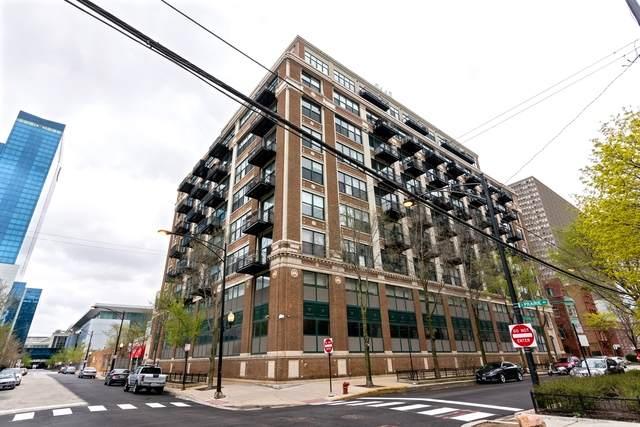 221 E Cullerton Street #701, Chicago, IL 60616 (MLS #10725950) :: Touchstone Group