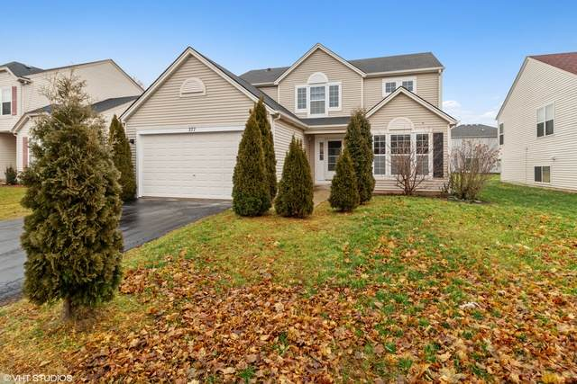 277 W Daisy Circle, Romeoville, IL 60446 (MLS #10725979) :: Angela Walker Homes Real Estate Group