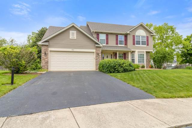 767 Poplar Court, Oswego, IL 60543 (MLS #10725983) :: BN Homes Group