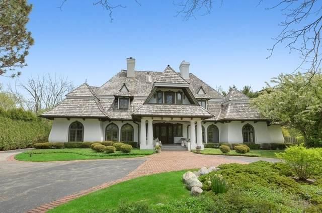 945 Pinecroft Lane, Lake Forest, IL 60045 (MLS #10726122) :: Suburban Life Realty