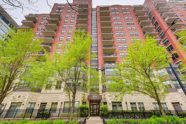 1250 S Indiana Avenue #1104, Chicago, IL 60605 (MLS #10726139) :: Touchstone Group
