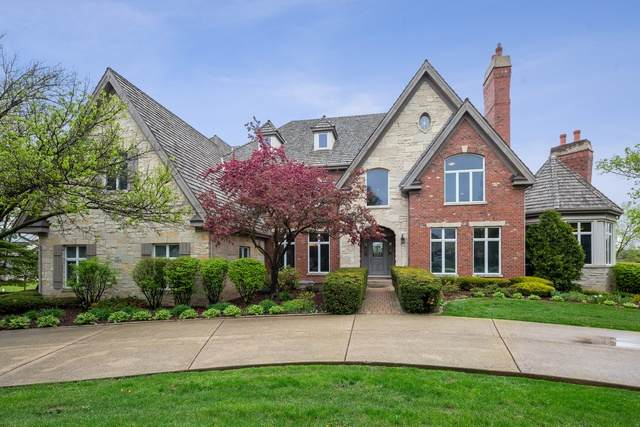 2 Hillcrest Court, Burr Ridge, IL 60527 (MLS #10726146) :: The Wexler Group at Keller Williams Preferred Realty