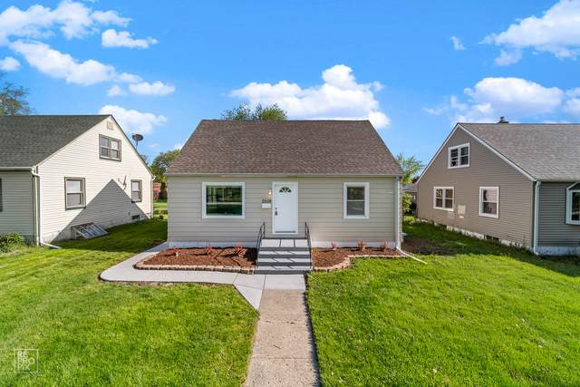 2508 Salem Boulevard, Zion, IL 60099 (MLS #10726150) :: John Lyons Real Estate