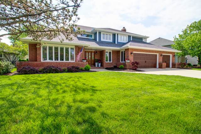 3923 Broadmoor Circle, Naperville, IL 60564 (MLS #10726151) :: The Wexler Group at Keller Williams Preferred Realty