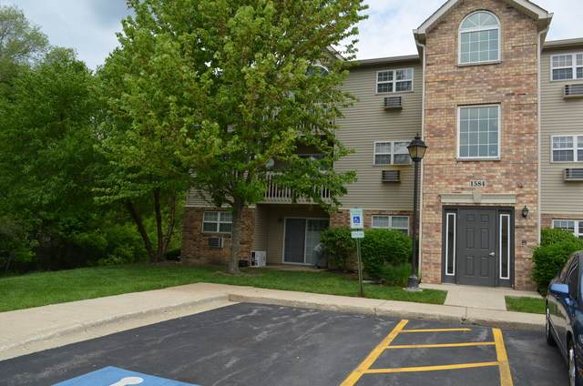 1584 W Crystal Rock Court 3A, Round Lake, IL 60073 (MLS #10726164) :: Suburban Life Realty