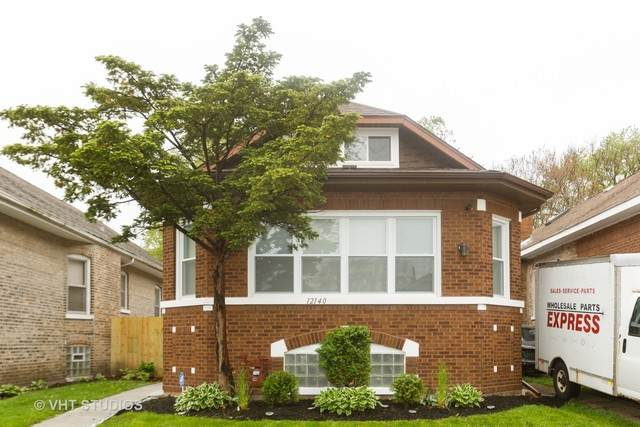 12140 S Yale Avenue, Chicago, IL 60628 (MLS #10726166) :: Angela Walker Homes Real Estate Group