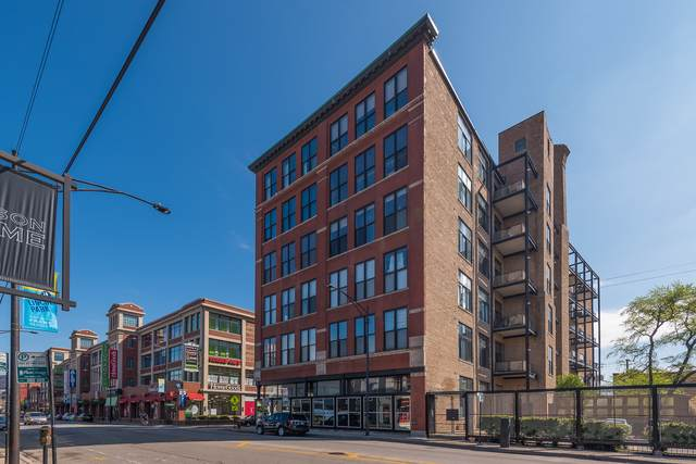 1872 N Clybourn Avenue #104, Chicago, IL 60614 (MLS #10726208) :: Touchstone Group