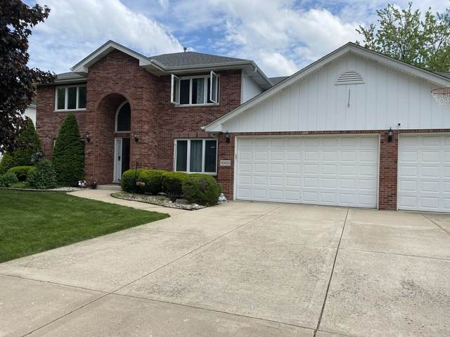 10453 S 73rd Avenue, Palos Hills, IL 60465 (MLS #10726271) :: The Wexler Group at Keller Williams Preferred Realty