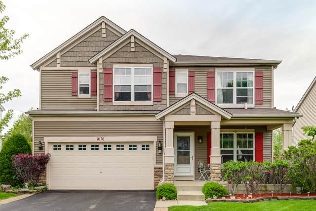 1076 Mackenzie Drive, Antioch, IL 60002 (MLS #10726332) :: Suburban Life Realty