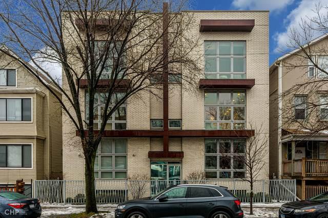 2521 N Ashland Avenue 2S, Chicago, IL 60614 (MLS #10726354) :: Touchstone Group