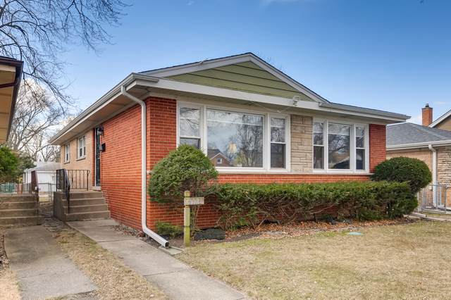 8926 Marmora Avenue, Morton Grove, IL 60053 (MLS #10726400) :: Property Consultants Realty