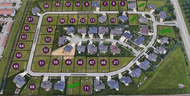 Lot 59 Brookstone Circle, Bloomington, IL 61704 (MLS #10726432) :: Littlefield Group