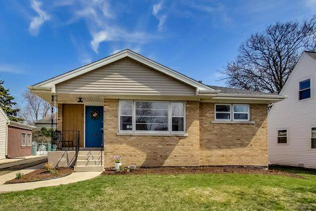 763 S Spring Road, Elmhurst, IL 60126 (MLS #10726439) :: Property Consultants Realty