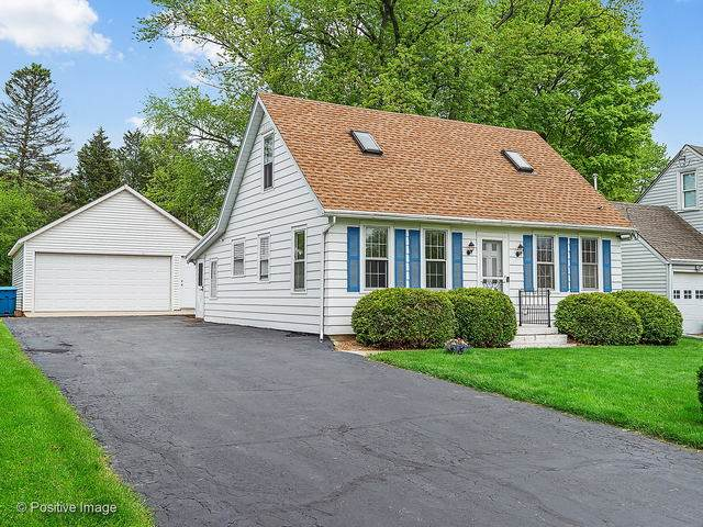 6231 Springside Avenue, Downers Grove, IL 60516 (MLS #10726443) :: The Wexler Group at Keller Williams Preferred Realty