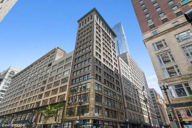 6 E Monroe Street #703, Chicago, IL 60603 (MLS #10726448) :: Touchstone Group