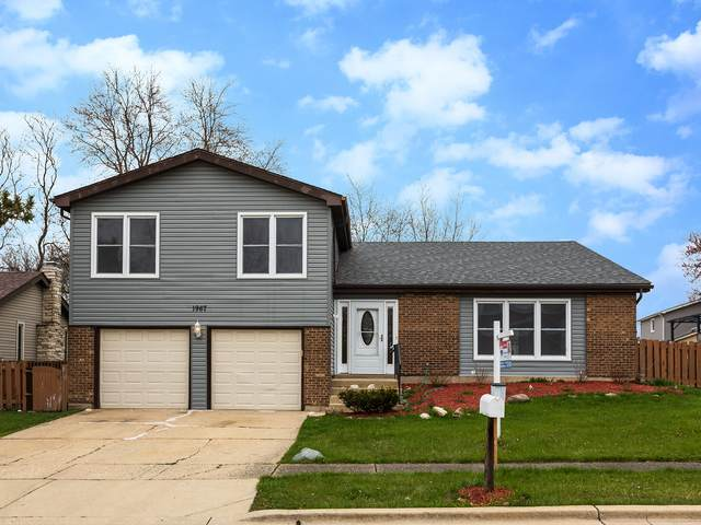 1967 Towner Lane, Glendale Heights, IL 60139 (MLS #10726516) :: Littlefield Group