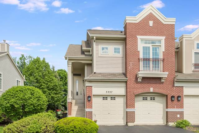 3337 Rosecroft Lane, Naperville, IL 60564 (MLS #10726519) :: The Wexler Group at Keller Williams Preferred Realty
