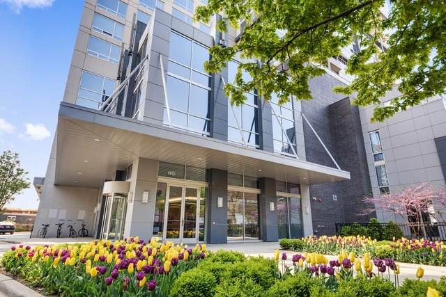 1901 S Calumet Avenue #1008, Chicago, IL 60616 (MLS #10726558) :: Touchstone Group